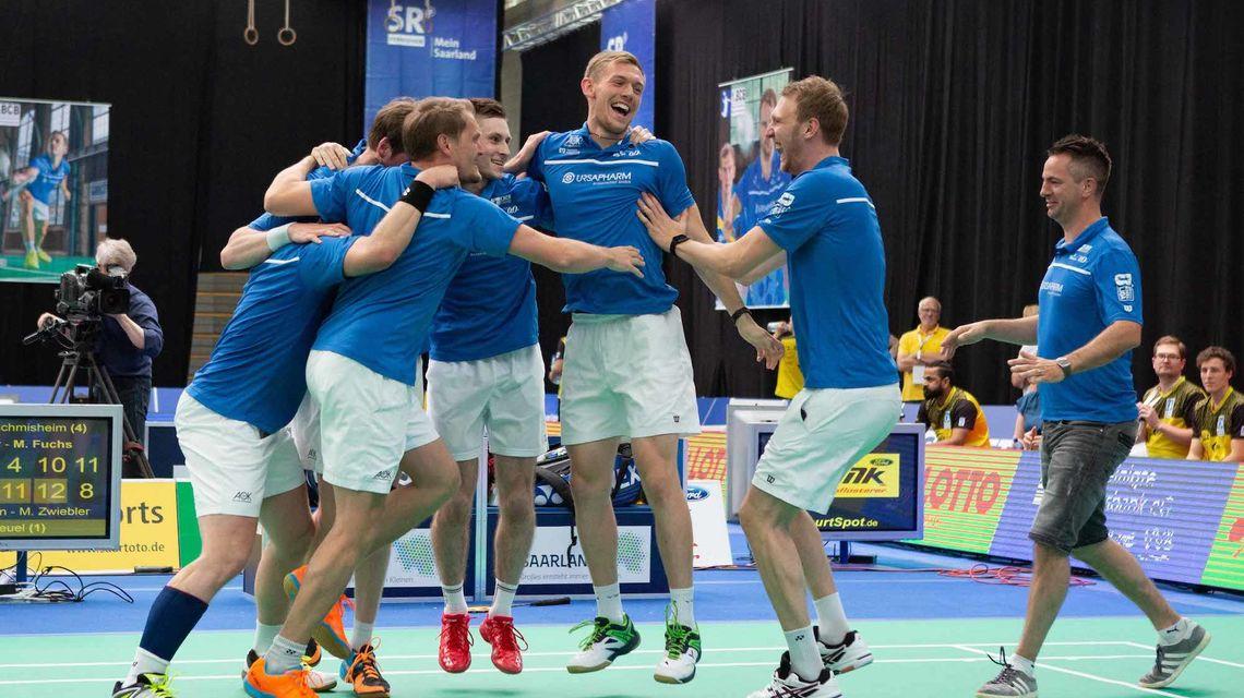 Stimmen zum Finale | Deutscher Badminton Verband
